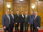 Члени ОПЗЖ відвідали Держдуму РФ