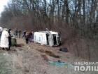 Джип влаштував смертельну аварію з пасажирським мікроавтобусом і намагався втекти