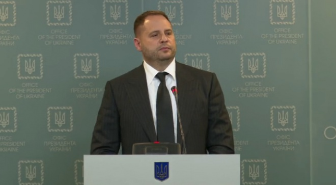 Єрмак не зміг відповісти, як відбиратимуться представники окупованого Донбасу до «консультативної ради» - фото