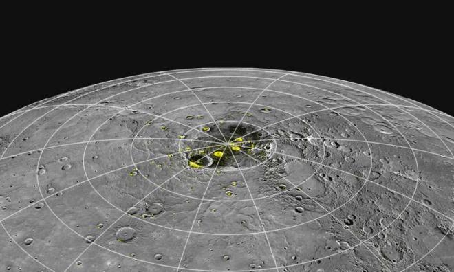 На Меркурії може існувати лід завдяки 400-градусній спеці - фото