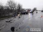 На Житомирщині у лобовому зіткненні автівок загинули 4 людини, у т.ч. дитина