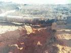 Окупанти з важкої артилерії пошкодили газопровід