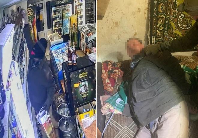 В Лисичанську грабіжник вистрелив продавчині в живіт - фото