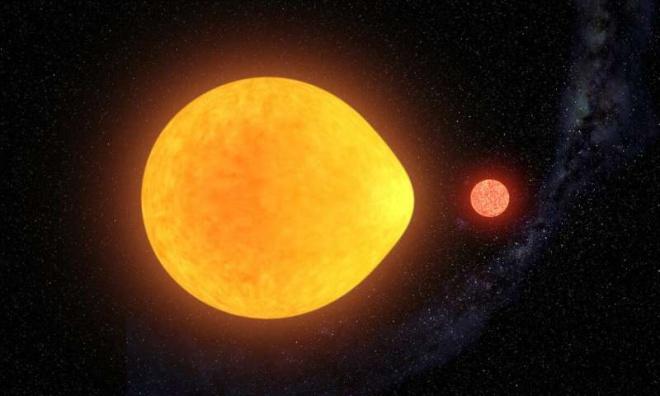 Виявлено новий тип пульсуючих зірок - фото