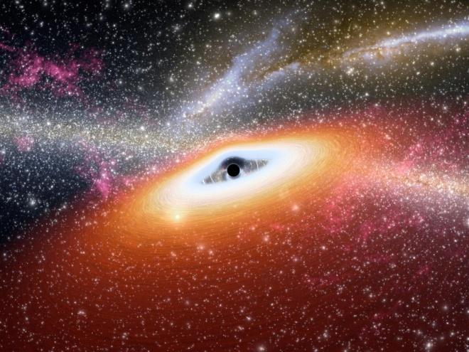 Як були «посіяні» надмасивні чорні діри невдовзі після Великого вибуху - фото