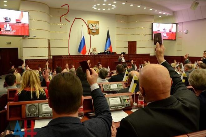 Звичайний фашизм: в т.зв. «ДНР» заборонили українську мову - фото