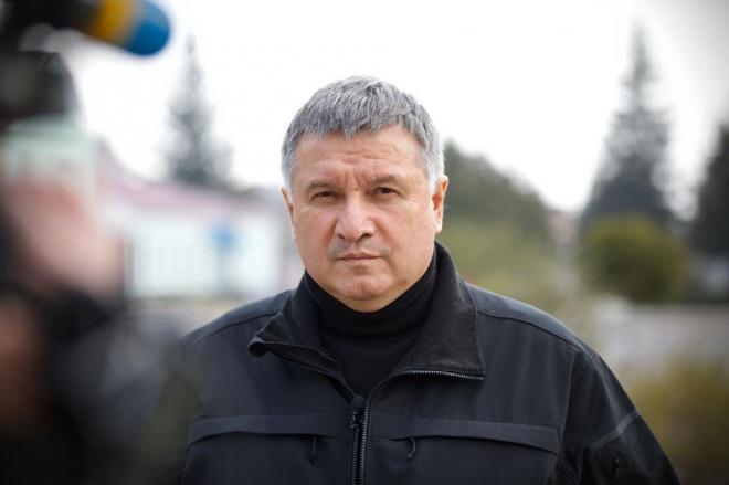 Аваков назвав дві версії виникнення пожеж на Житомирщині - фото