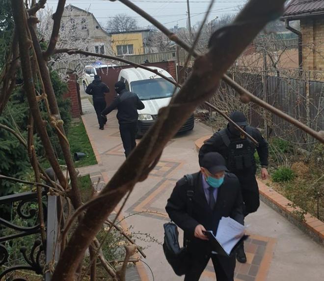 ДБР прийшло до Тетяни Чорновол з обшуком у справі підпалу офісу «Партії регіонів» - фото
