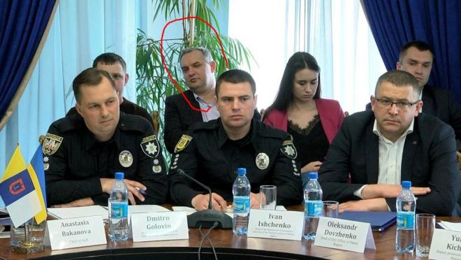 До нападу на Стерненка може мати причетність тодішній посадовець обласної поліції - фото