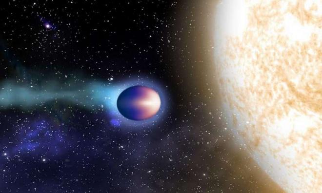 """Дослідники використовують дані про """"гарячі юпітери"""" для визначення планетної хімії - фото"""