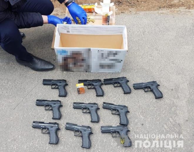 Екс-беркутівець продавав зброю криміналітету - фото