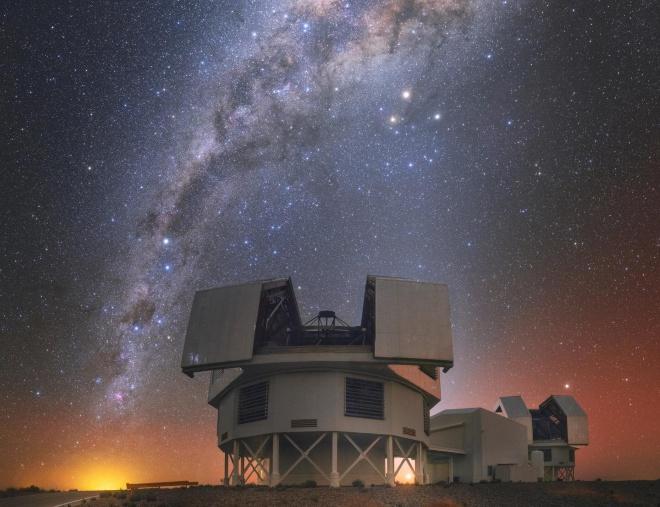 """""""Елегантне"""" рішення показує, як Всесвіт отримав свою будову - фото"""