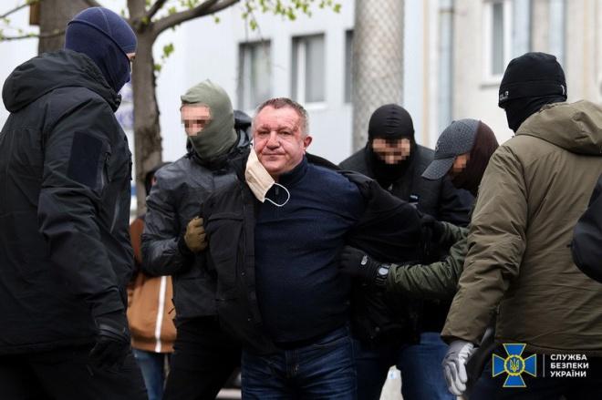 Генерала СБУ викрито на роботі на ФСБ РФ - фото