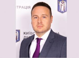 Кличко звільнив свого заступника Слончака за інцидент з патрульними - фото