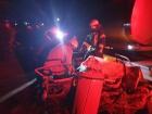 На Кіровоградщині легковик потрапив під вантажівку, загинули 4 людини