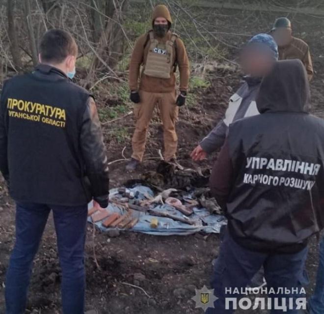 На Луганщині затримано екс-бійця НЗФ «Призрак» - фото