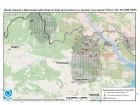 На Житомирщині та в Чорнобильській зоні продовжується гасіння пожеж
