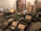 Генпрокуратура «висмоктала з пальця» сенсацію про масштабний схрон озброєння на Донбасі