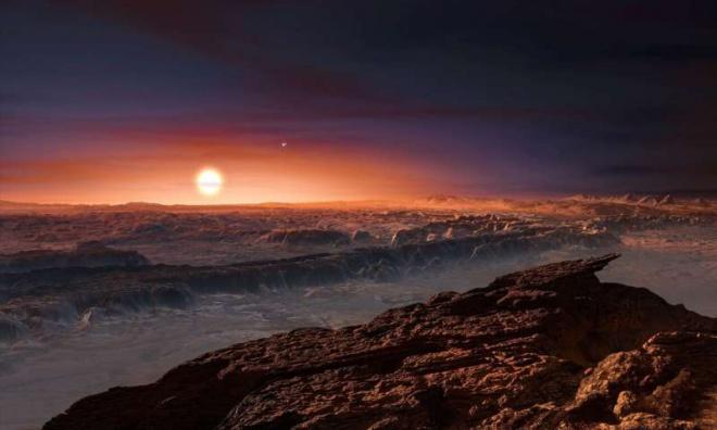 """Підтверджено наявність """"Землі"""" навколо найближчої зірки - фото"""