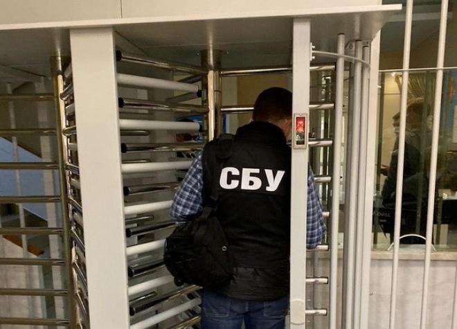 СБУ провела обшук у екс-очільника Держподаткової у справі «кришування» конвертцентрів - фото