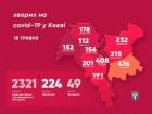 Захворілих на коронавірус киян побільшало на 41 особу