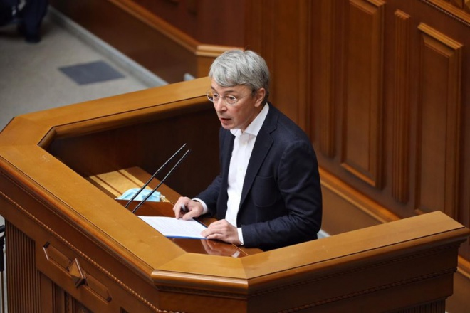 Міністерство культури очолив колишній гендиректор «1+1» Олександр Ткаченко - фото