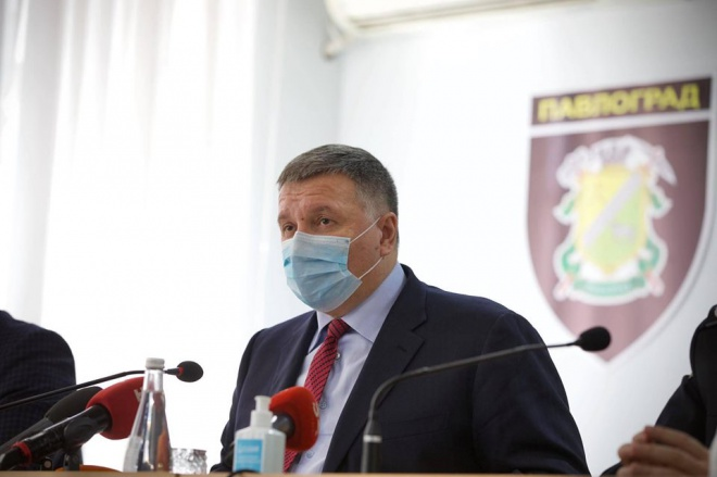 На Дніпропетровщині почалося «тотальне відпрацювання регіону», за словами Авакова - фото