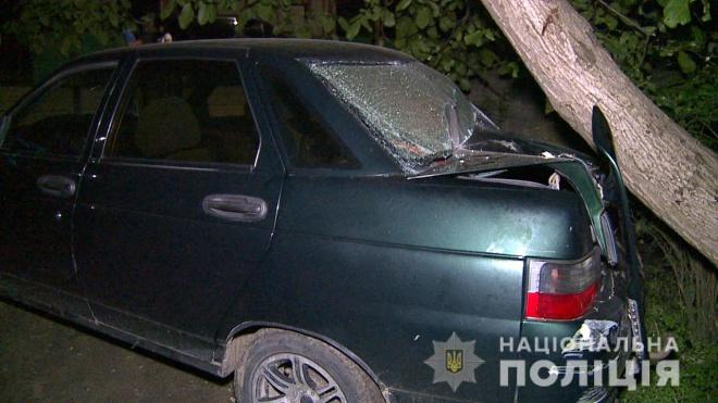 На Вінниччині п'яна водійка наїхала на чотирьох дітей - фото
