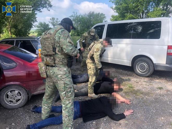 Начальник відділу поліції очолив банду на Дніпропетровщині - фото