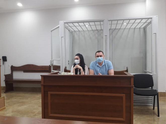 Суд виправдав «суддю Майдану» Оксану Царевич - фото