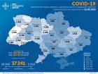 За неділю в Україні зафіксовано 681 випадок COVID-19