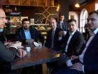 Зеленский відвідав кав′ярню у Хмельницькому попри карантин