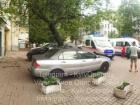 Жінка з дитиною випали з вікна у центрі Києва