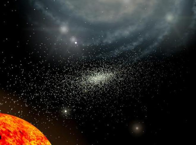 """Знайдено залишки древнього кульового зоряного скупчення, """"останнього у своєму роді"""" - фото"""