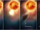Таємниче затемнення Бетельгейзе було викликано травматичним сплеском, встановив Хаббл