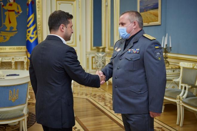Зеленський змінив командувача ССО - фото