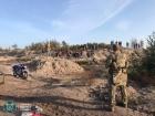 «Альфу» СБУ залучили до боротьби з чорними копачами бурштину на Рівненщині