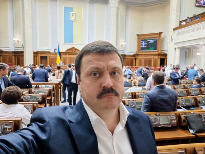США ввели санкції щодо нардепа Деркача - фото