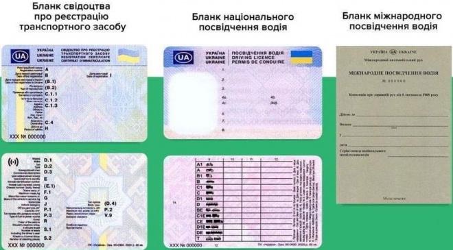 У водійському посвідченні буде графа про згоду на посмертне донорство - фото