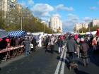 В Києві 8-13 вересня проходять продуктові ярмарки