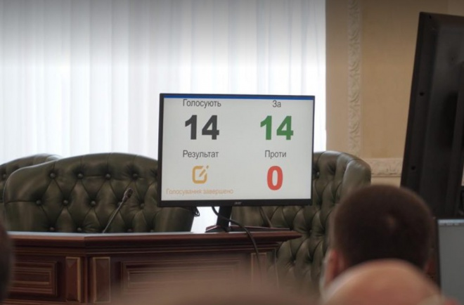 ВРП відмовилася відсторонювати Вовка - фото