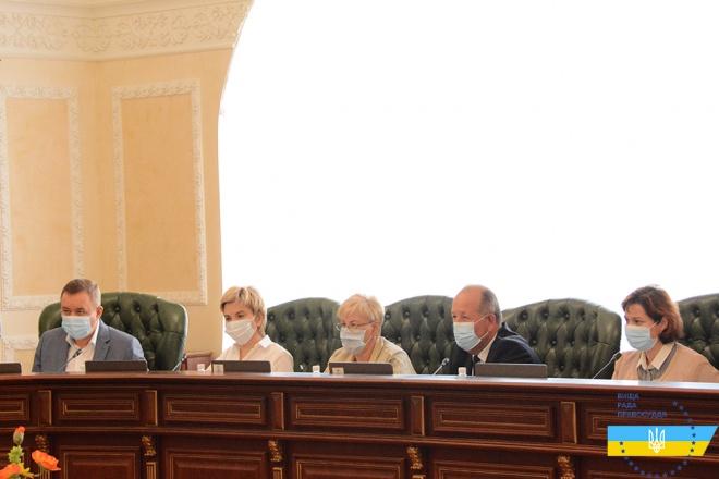 Вслід за Вовком, ВРП не стала відсторонювати інших суддів ОАСК - фото