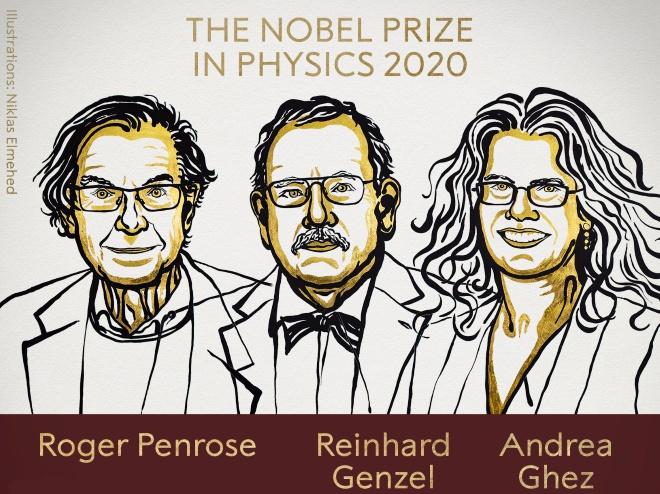 Нобелівську премію з фізики отримали за найзагадковіші об'єкти у Всесвіті - фото