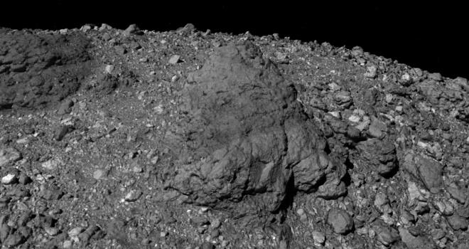 Який матеріал буде доставлено з астероїда Бенну? - фото