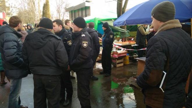 Стрілянина уКиєві сталася уприміщенні національної лотереї