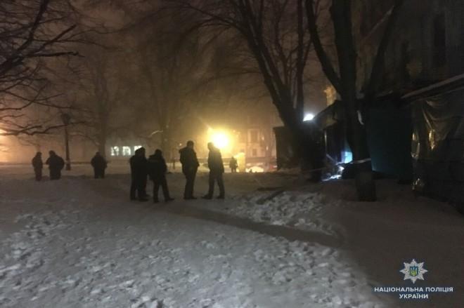 вистрілили у ресторан на Володимирській, фото 2