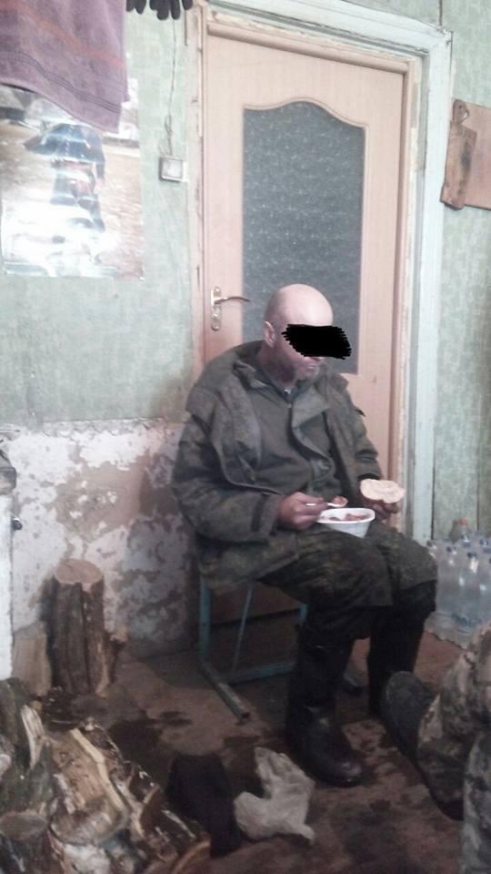 затриманий бойовик-росіянин 1