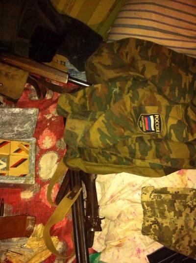 изъятое при обыске в экс-чиновника Харьковщины на фото 1