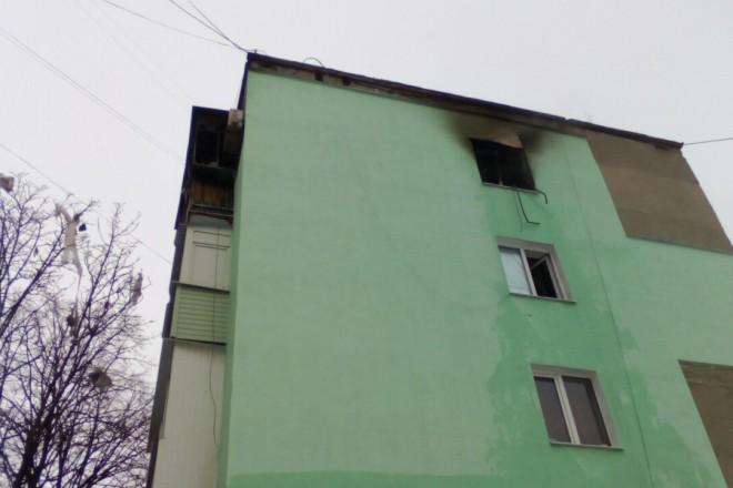 взрыв в квартире в селе Слобожанское на Харьковщине на фото 1