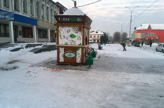 бійка зі стріляниною в Олевську на фото 1